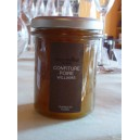 Confiture Poire Williams (fruits 63%)